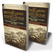 THE COMPLETE SET OF 6  SIR JOHN FORTESCUE'S 'THE BRITISH ARMY & THE  PENINSULAR WAR'