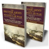 The British Army and the Peninsular War: Volume 3—Coa, Bussaco, Barrosa, Fuentes de Oñoro, Albuera:1810-1811