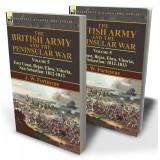 The British Army and the Peninsular War: Volume 5—East Coast, Bejar, Ebro, Vitoria, San Sebastian: 1812-1813