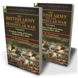 The British Army and the Peninsular War: Volume 6—Pyrenees, South of France, Toulouse:1813-1814