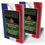 The Complete Escapades of The Scarlet Pimpernel: Volume 8—Pimpernel and Rosemary & Adventures of the Scarlet Pimpernel