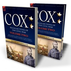 Cox: Personal Recollections of the Civil War--Volume 2