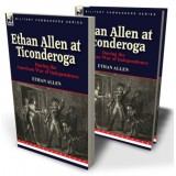 Ethan Allen at Ticonderoga During the American War of Independence