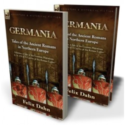 Germania: Tales of the Ancient Romans in Northern Europe