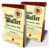Detective Müller: Imperial Austrian Police—Volume 1