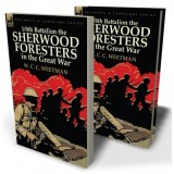 1/8th Battalion the Sherwood Foresters in the Great War