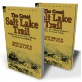 The Great Salt Lake Trail